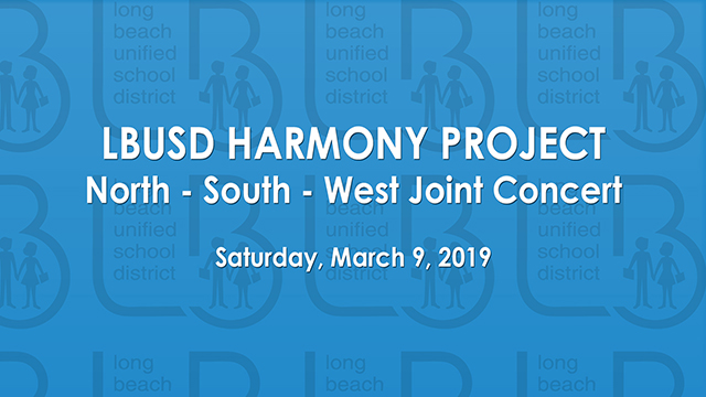 Harmony Project North/South/West Joint Concert - Video