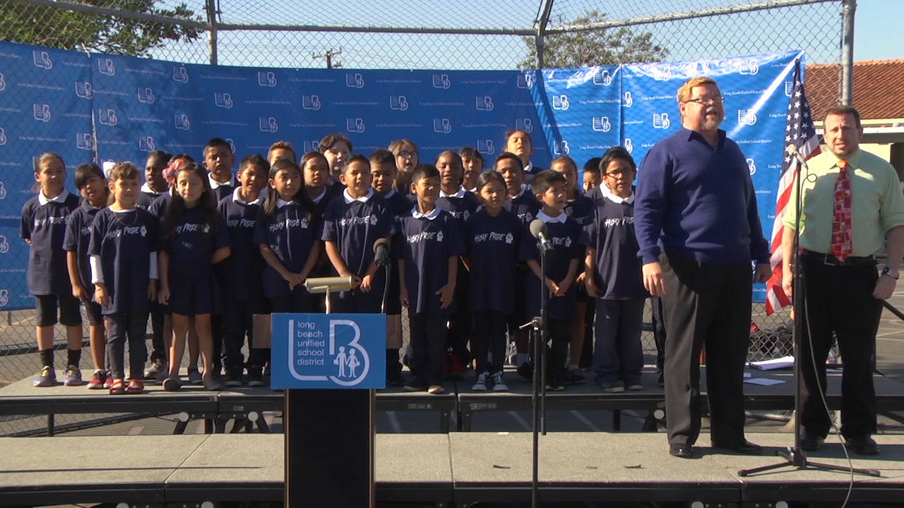 Olivia Nieto Herrera Elementary School Renaming Ceremony - Video