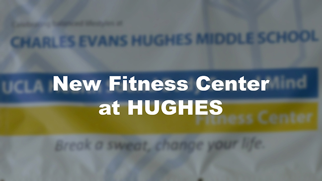 ed.news Flash - Hughes Fitness Center - Video