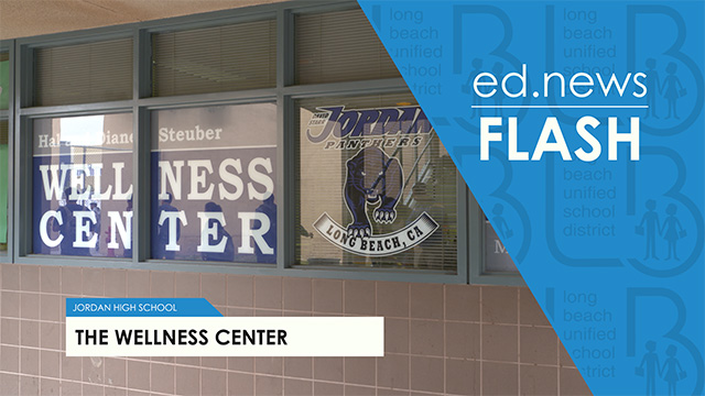ed.news Flash - Jordan Wellness Center - Video