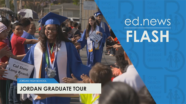 ed.news Flash - Jordan Graduate Tour [HD] - Video