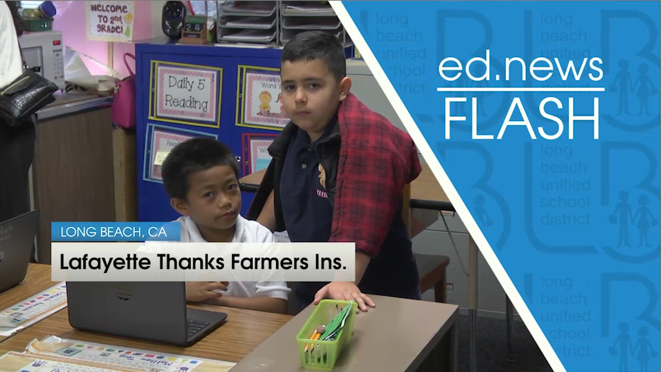ed.news Flash - Lafayette [HD] - Video