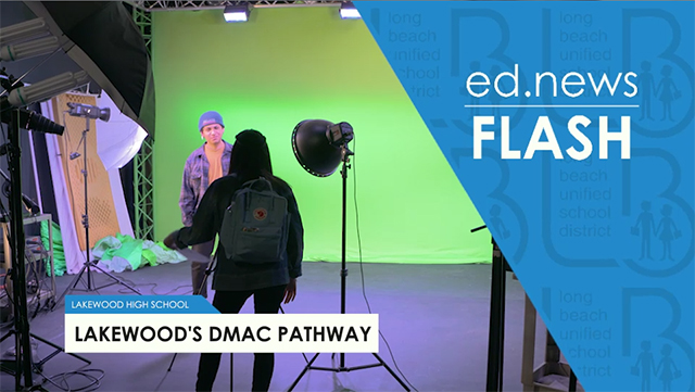 ed.news Flash - Lakewood's DMAC Pathway [HD] - Video