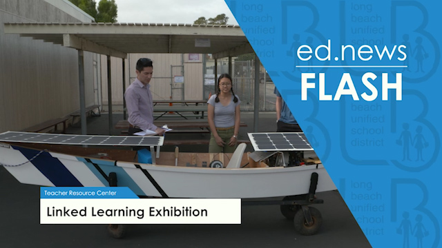 ed.news Flash - Linked Learning Exhibition - Video