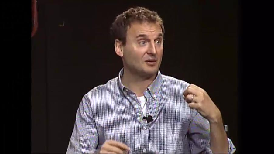 The Message (with Phil Rosenthal) - Part 1 - Video