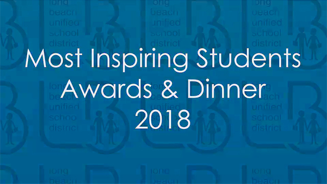 Most Inspiring Students Awards 2018 [HD] - Video