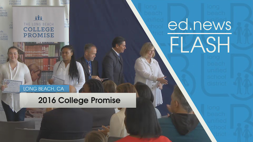 ed.news Flash - College Promise 2016 [HD] - Video
