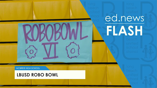 ed.news Flash - Robo-Bowl [HD] - Video
