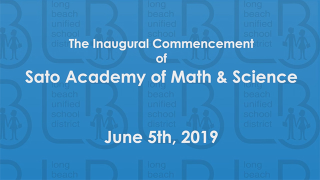 Sato Academy Graduation Ceremony 2019 - Video