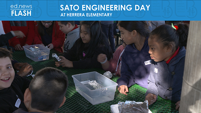 ed.news Flash - Sato Engineering Day - Video