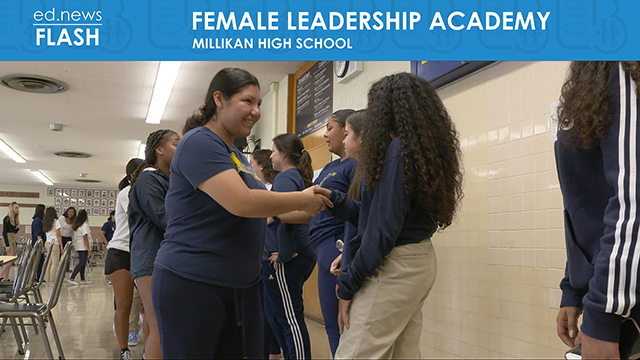 ed.news Flash - Female Leadership Academy - Video