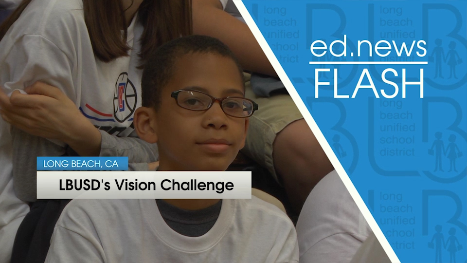 ed.news Flash - LBUSD Vision Challenge [HD] - Video