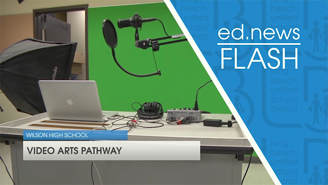 ed.news Flash - Video Arts Pathway - Video