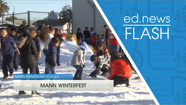 ed.news Flash - Mann Winterfest - Video
