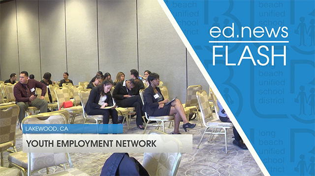 ed.news Flash -Youth Employment Network - Video
