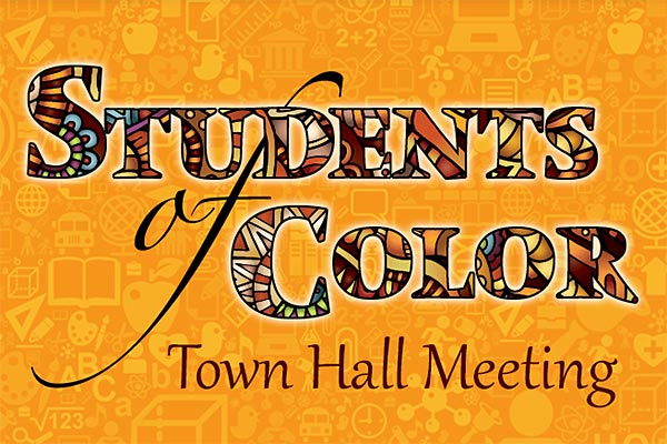 Student of Color logo