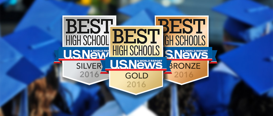 U.S. News Ranking Includes 6 Schools