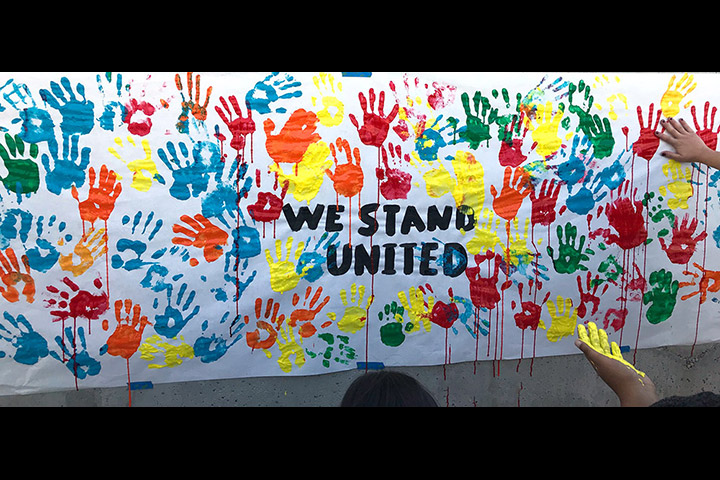 United We Stand - Student Poster