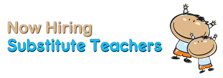 Head Start Sub Teacher Logo