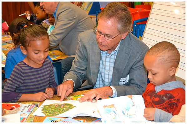 Photo - Rotary Raises $45K for Literacy Efforts