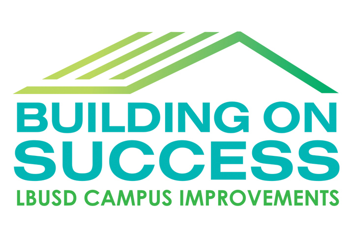 Logo, Building on Success LBUSD Campus Improvements