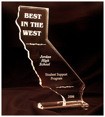 Photo - LBUSD Counselors Earn 'Best in West'