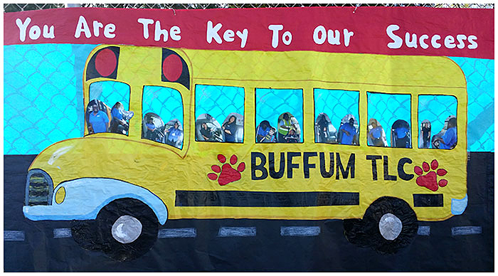 Photo - Bus Driver Appreciation Day at Buffum