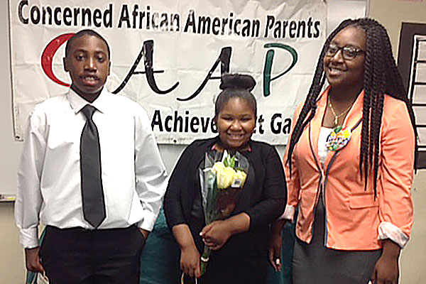 Photo - Student Orators Compete at CAAP Event