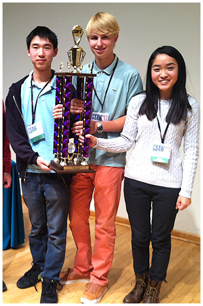 Photo - CAMS Wins U.S. Cyber Forensics Contest