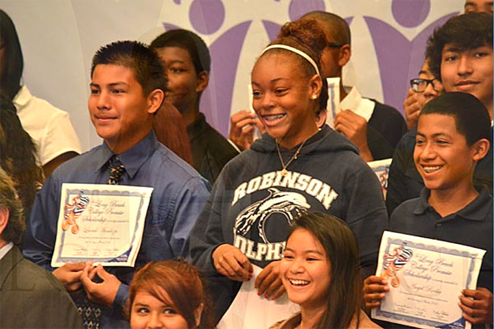 Photo - Breakthrough Year for College Promise