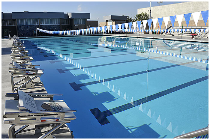 Photo - Cabrillo Aquatic Center Opens