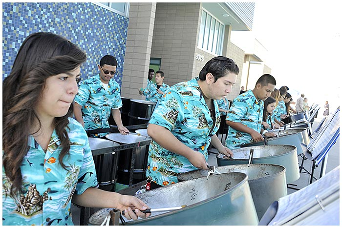 Photo - Cabrillo to Host Steel Drum Fest