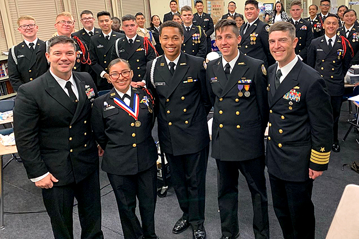 Article Thumbnail - Lakewood Cadets Earn Highest Rating