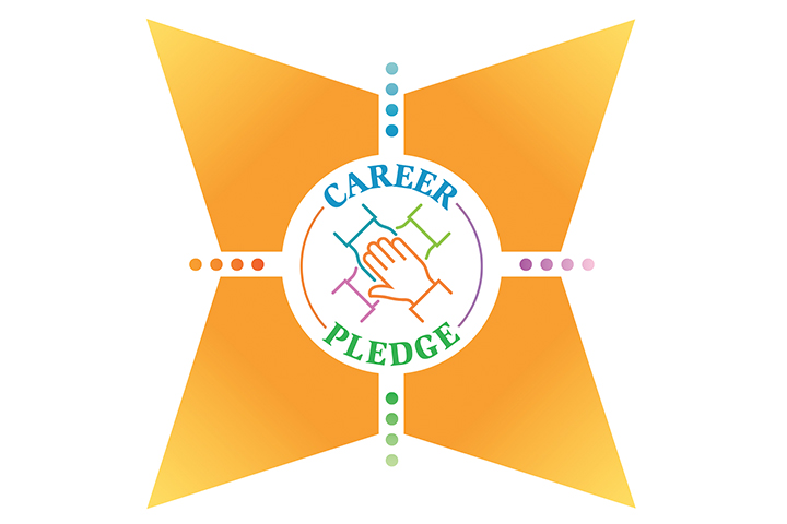 Career Pledge Logo