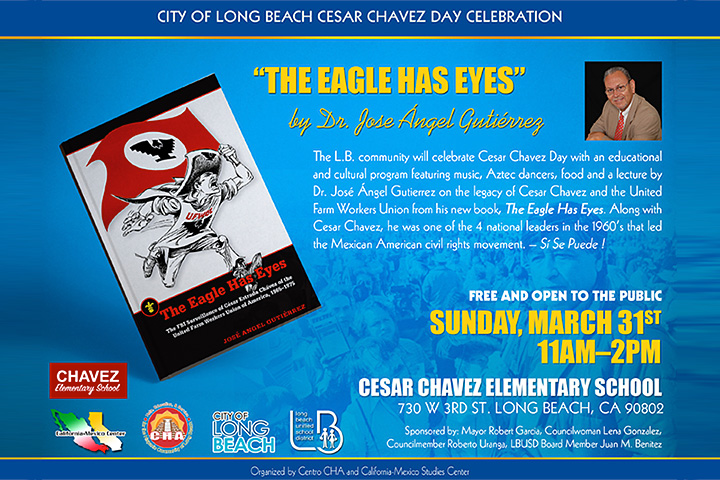 Chavez Day Celebration graphic
