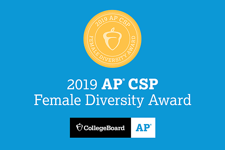 Article Thumbnail - Cabrillo Earns Female Diversity Award