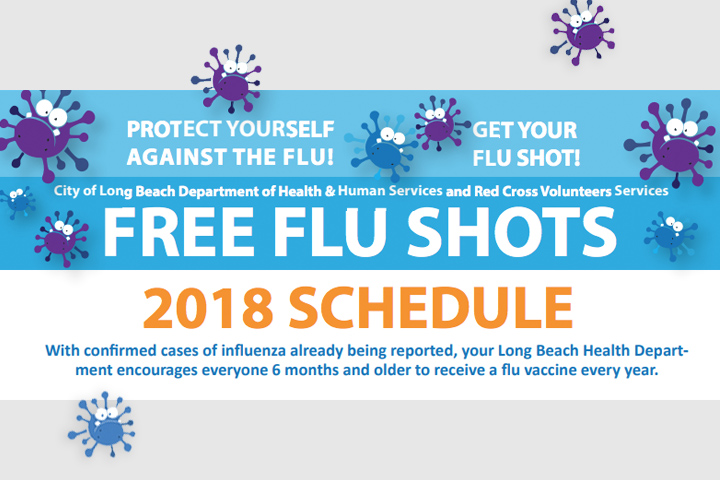 Flu Shot Schedule (Flier Heading)