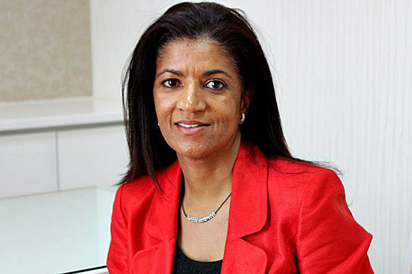 Cape Verde First Lady Ligia Fonseca