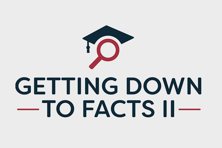 Getting Down to Facts Logo