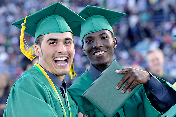 Photo - Graduations Set for 5,700 Students