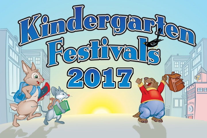 Kindergarten Festival 2017 Advertisement