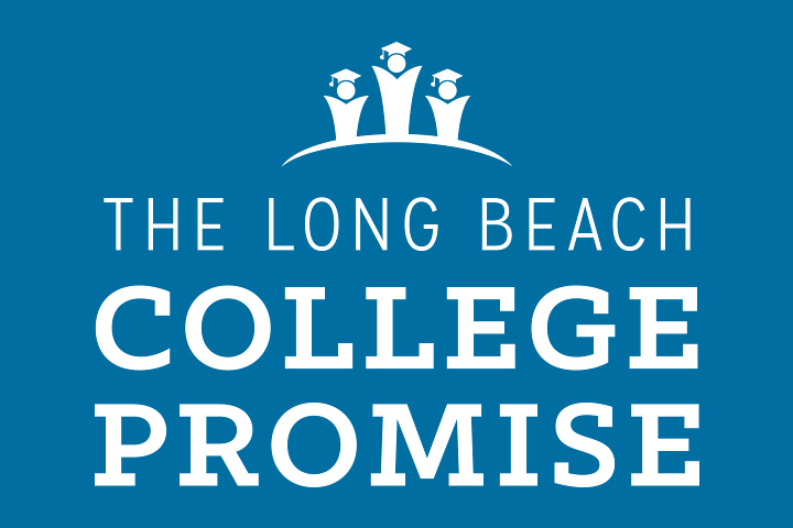 The Long Beach College Promise Logo