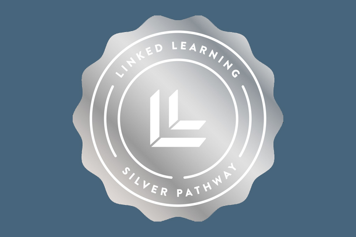 Linked Learning Silver Logo