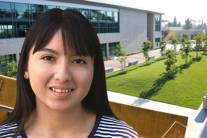 Migrant Ed Student Earns Top Honor