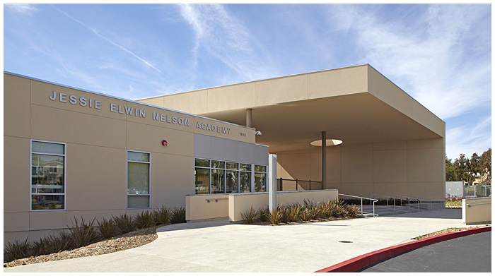 Photo - New Middle School Opens in Signal Hill