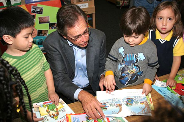 Photo - Rotary Gives the Gift of Literacy
