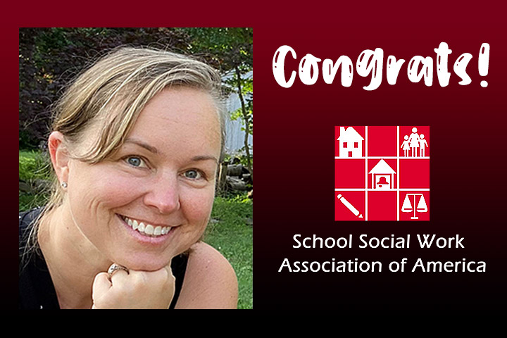 Article Thumbnail - Social Worker Earns National Certification