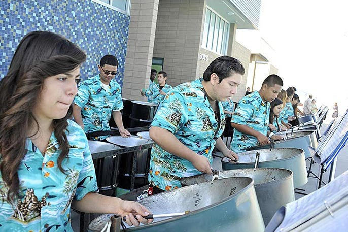 Photo - Steel Drum Fest at Cabrillo