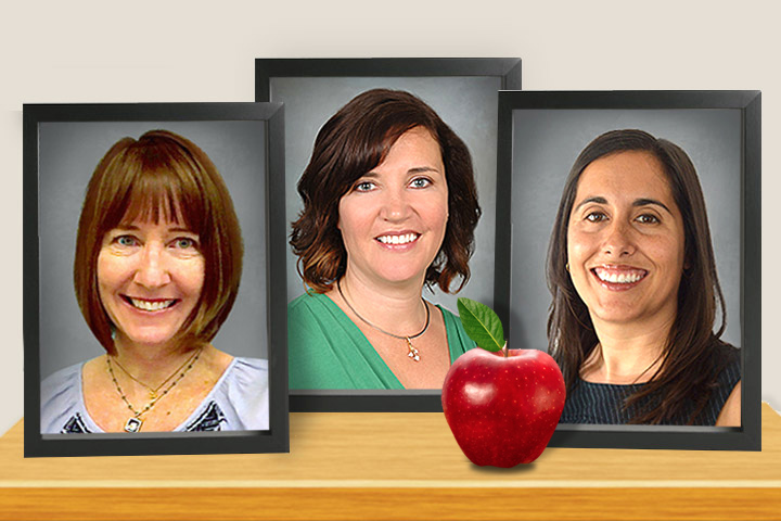 Photo - Teachers of Year Share Insights