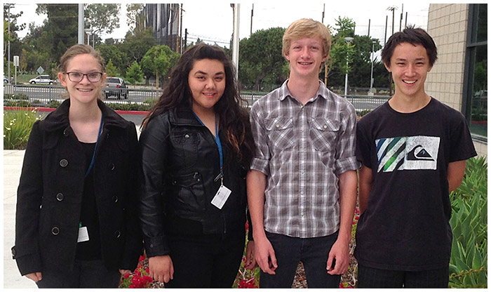Photo - McBride High Wins State Science Contest